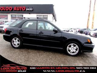 Used 2003 Subaru WRX WRX for sale in Milton, ON