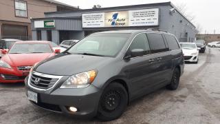 Used 2010 Honda Odyssey Touring NAVI, BACKUP CAM 8 PASS. for sale in Etobicoke, ON