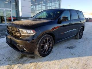 Used 2017 Dodge Durango R/T for sale in Peace River, AB