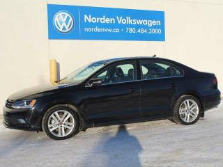 Used 2016 Volkswagen Jetta 1.8 TSI Highline for sale in Edmonton, AB