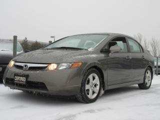 Used 2008 Honda Civic EX AUTO / LOW MILEAGE/ LOCAL CAR for sale in Newmarket, ON