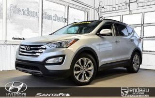 Used 2016 Hyundai Santa Fe Sport 2.0t Se + Awd + Toit for sale in Sainte-julie, QC