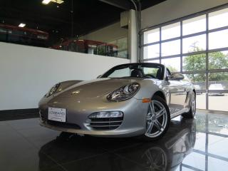 Used 2009 Porsche Boxster |SPORT CHRONO|BAS KM| for sale in Saint-leonard, QC