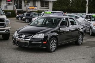 Used 2006 Volkswagen Jetta 2.5L, Low 105,000km's, 5-Speed, Leather, Sunroof! for sale in Surrey, BC