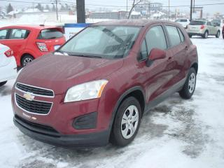 Used 2015 Chevrolet Trax for sale in Thetford Mines, QC