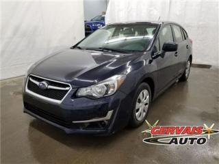 Used 2015 Subaru Impreza Awd A/c Bluetooth for sale in Trois-rivieres, QC
