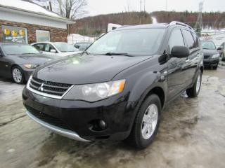 Used 2007 Mitsubishi Outlander XLS 4WD for sale in Quebec, QC
