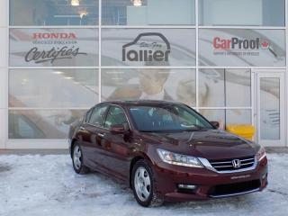 Used 2014 Honda Accord for sale in Quebec, QC