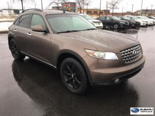 Used 2004 Infiniti FX 35 AWD for sale in Sainte-julie, QC