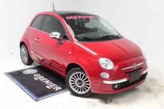 Used 2013 Fiat 500 for sale in Mascouche, QC