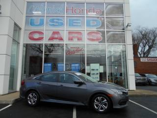 Used 2016 Honda Civic LX HEATED FRONT CLOTH BUCKET SEATS for sale in Halifax, NS