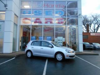 Used 2013 Volkswagen Golf TRENDLINE AUTO for sale in Halifax, NS
