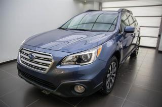 Used 2015 Subaru Outback 3.6R LTD & TECH PKG for sale in Sherbrooke, QC