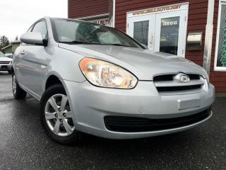 Used 2009 Hyundai Accent Hayon 3 portes, boîte automatique, L for sale in Drummondville, QC