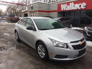 Used 2012 Chevrolet Cruze 2LS Automatic for sale in Ottawa, ON