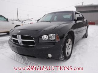 Used 2010 Dodge CHARGER SXT 4D SEDAN RWD 3.5L for sale in Calgary, AB