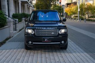 Used 2012 Land Rover Range Rover SuperCharged for sale in Vancouver, BC