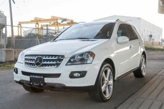 Used 2008 Mercedes-Benz ML550 X Edition for sale in Langley, BC