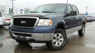 Used 2006 Ford F-150 XLT 4.6L V8 SUPERCREW SELLING AS IS for sale in Midland, ON