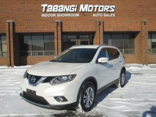 Used 2016 Nissan Rogue AWD   PUSH TO START   HEATED SEATS   BACK UP CAMERA   for sale in Mississauga, ON