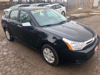 Used 2008 Ford Focus SE, automatic, air conditioning, power group for sale in Hornby, ON