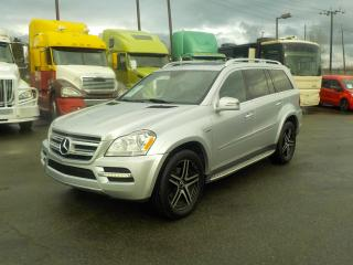 Used 2012 Mercedes-Benz GL-Class GL350 BlueTEC Diesel with Third Row Seating for sale in Burnaby, BC