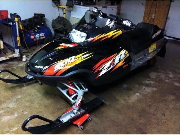 Used 2003 Arctic Cat Zr Zr900 862cc Ready For Winter