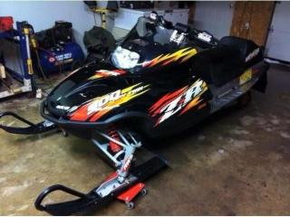 Used 2003 ARCTIC CAT ZR ZR900 TWIN for sale in Tilbury, ON