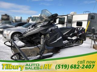 Used 2013 ARCTIC CAT F1100 Turbo XF1100 TURBO CROSS TOUR for sale in Tilbury, ON