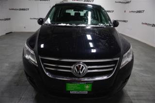 Used 2010 Volkswagen Tiguan 2.0 TSI Comfortline| AWD| LOW KM'S| HEATED SEATS| for sale in Burlington, ON