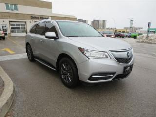 Used 2014 Acura MDX Elite SH AWD - Heated Seats/Steering Wheel, Blueto for sale in London, ON