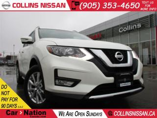 Used 2017 Nissan Rogue SV | AWD | NAVI | PANORAMIC | WARRANTY for sale in St Catharines, ON