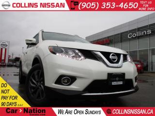 Used 2016 Nissan Rogue SL Premium | NAVI | 360 VIEW CAM | WARRANTY for sale in St Catharines, ON