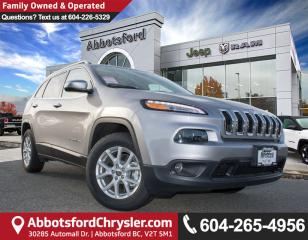 Used 2017 Jeep Cherokee North *Brand New Vehicle* for sale in Abbotsford, BC