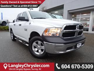 Used 2014 Dodge Ram 1500 ST *ONE OWNER*LOCAL BC TRUCK* for sale in Surrey, BC
