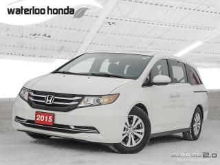Used 2015 Honda Odyssey EX-L Sold Pending Customer Pick Up...Bluetooth, Back Up Camera, Navigation, and More!!! for sale in Waterloo, ON