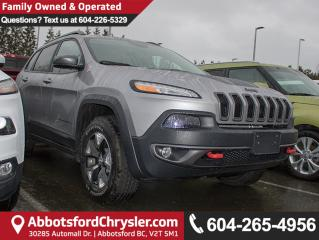 Used 2017 Jeep Cherokee Trailhawk *Brand New Vehicle* for sale in Abbotsford, BC
