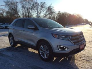 Used 2015 Ford Edge SEL..NAVIGATION..LEATHER.. for sale in Milton, ON