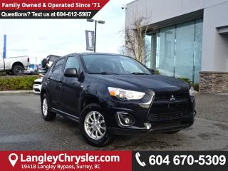 Used 2015 Mitsubishi RVR GT *ACCIDENT FREE * LOCAL BC CAR * for sale in Surrey, BC