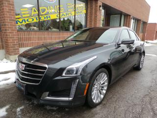 Used 2015 Cadillac CTS 3.6L Performance Navigation, Heads-Up Display for sale in Woodbridge, ON