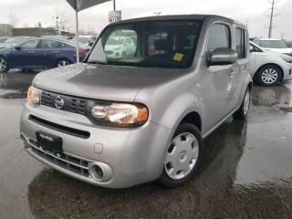 Used 2010 Nissan CUBE S/SL/KROM PL/PW/AC/CLOTH/MT/CRUISE for sale in Quesnel, BC