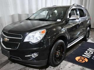Used 2013 Chevrolet Equinox 2LT for sale in Red Deer, AB