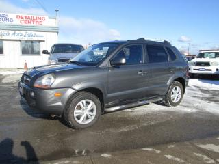 Used 2009 Hyundai Tucson 25th Anniversary for sale in Hamilton, ON