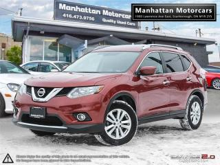 Used 2016 Nissan Rogue 2.5 SV AWD |CAMERA|WARRANTY|PHONE|ALLOY|ROOF for sale in Scarborough, ON