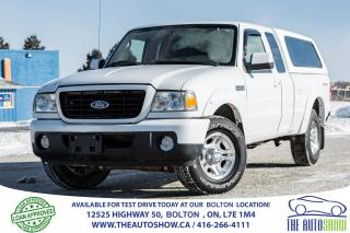 Used 2009 Ford Ranger Sport Super Cab for sale in Caledon, ON