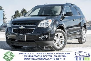 Used 2011 Chevrolet Equinox LT AWD BLUETOOTH ON STAR for sale in Caledon, ON