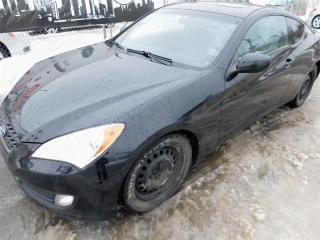 Used 2010 Hyundai Genesis Coupe for sale in Lemoyne, QC