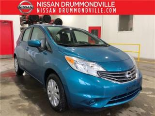 Used 2015 Nissan Versa Note S- Cert.- Bas for sale in Drummondville, QC