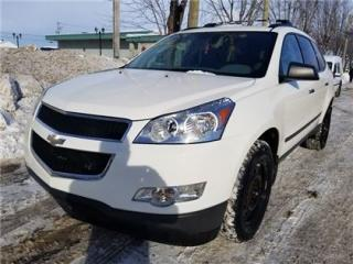 Used 2012 Chevrolet Traverse LS for sale in Drummondville, QC