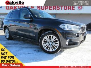 Used 2014 BMW X5 35d | DIESEL | AWD | LEATHER | PANOROOF | NAVI for sale in Oakville, ON